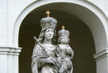 Básník Panny Marie