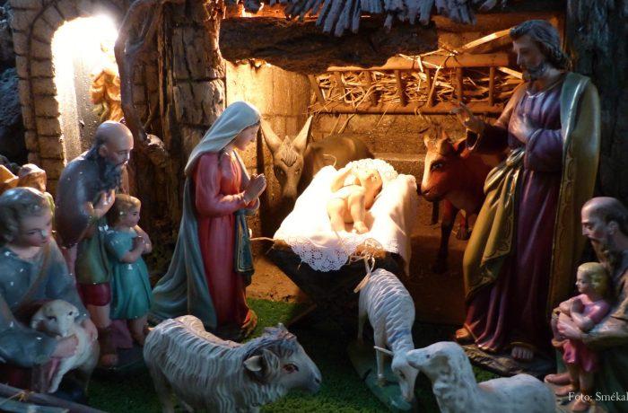Vánoce 2018 v Uherčickém kostele