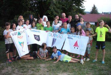 Farní tábor 2019