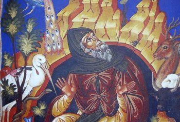 Sv. Antonín, opat