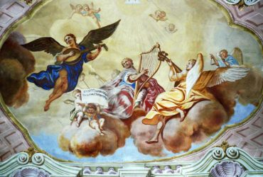 Svatí o andělech