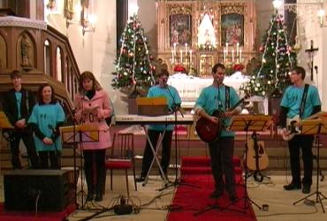Vánoční koncert v uherčickém kostele