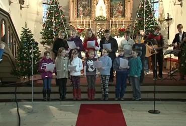 Vánoční pásmo v uherčickém kostele 29 12 2013