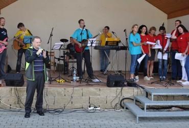 Farní den – Uherčice 13.9.2015