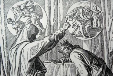 David a Batšeba