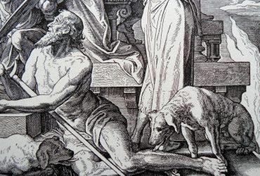 Boháč a Lazar