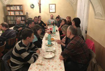Vzkříšení – setkání na faře