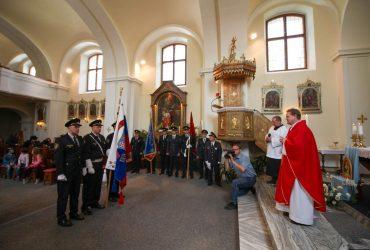 SDH Křepice – Svěcení praporu